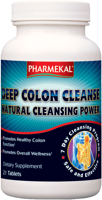 Deep Colon Cleanse 7 day