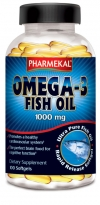 Omega-3 Fish oil, 1000 mg