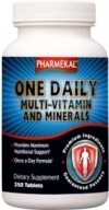 One Day Multivitamin&Minerals