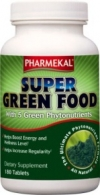 Super Green Food