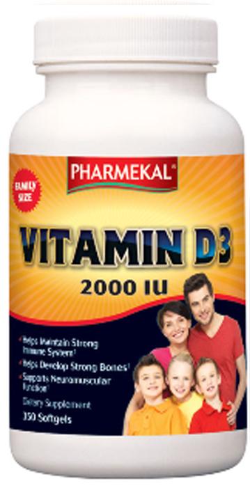 PACHET ECONOMIC  Vitamina D3